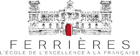 École Ferrières : La Grande École de l'Hôtellerie, de la Gastronomie et du Luxe.